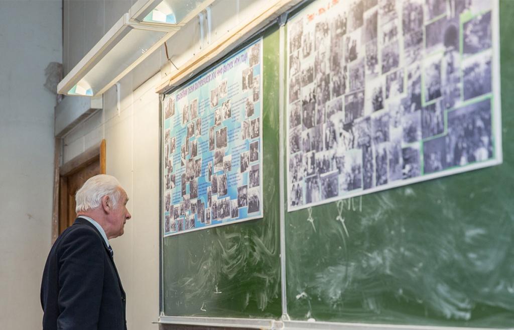В Институте металлургии, машиностроения и транспорта СПбГПУ состоялась встреча выпускников 1979 года