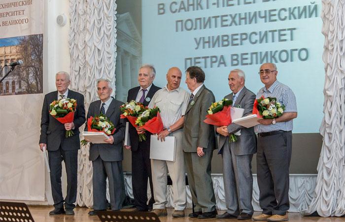 Возвращение в альма-матер: состоялся Первый форум выпускников и друзей СПбГПУ
