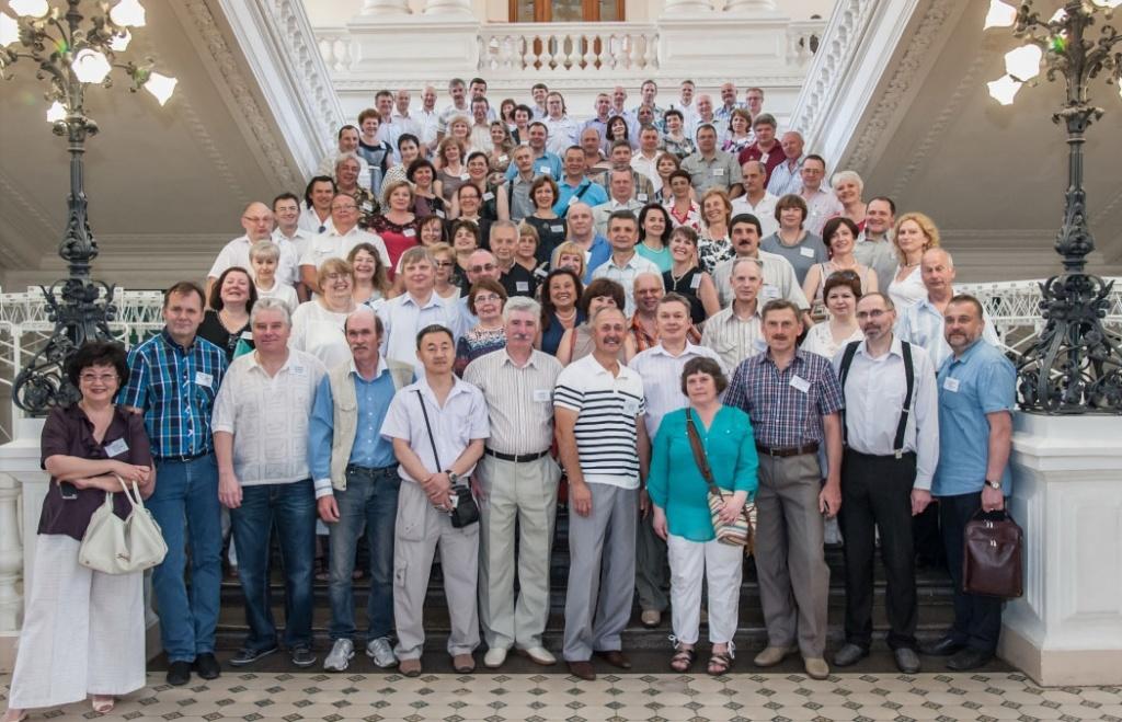 24 мая состоялась встреча выпускников механико-машиностроительного факультета 1984 года выпуска