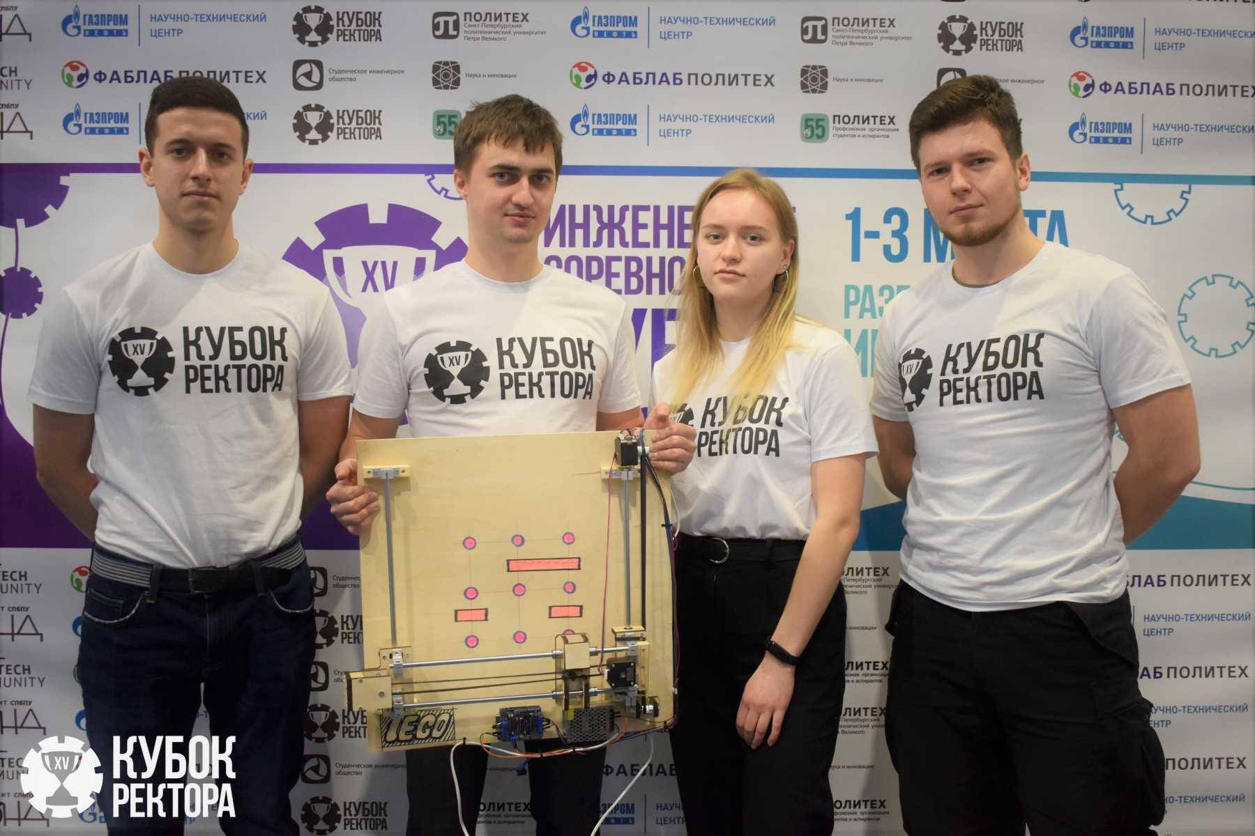Инженерные соревнования «Кубок Ректора 2021»