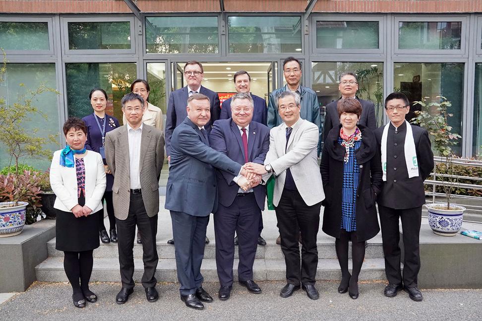 R&D в СПбПУ: академическое и промышленное партнерство